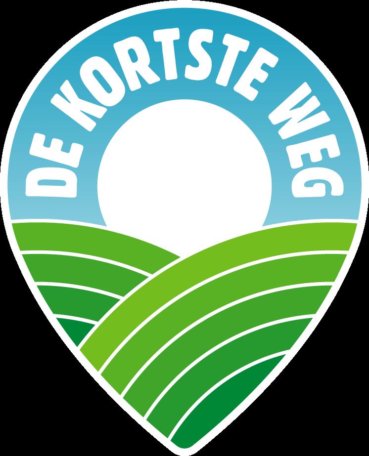 Logo De kortste weg
